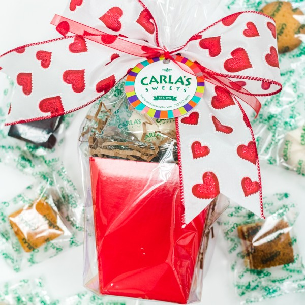 Valentine's Sweet Treat  with 1 regular product